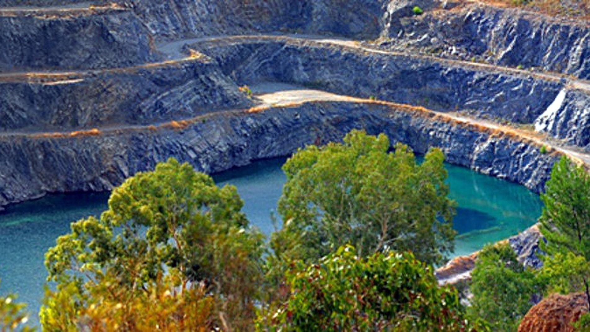 Adelaide Hills Quarry (Australia). Fuent