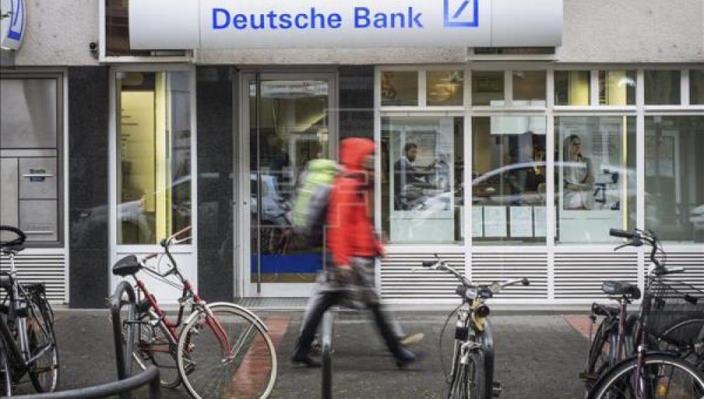 Sucursal de Deutsche Bank