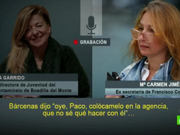 Conversación entre Ana Garrido y Mª Carmen Jiménez