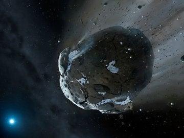 El asteroide de Halloween