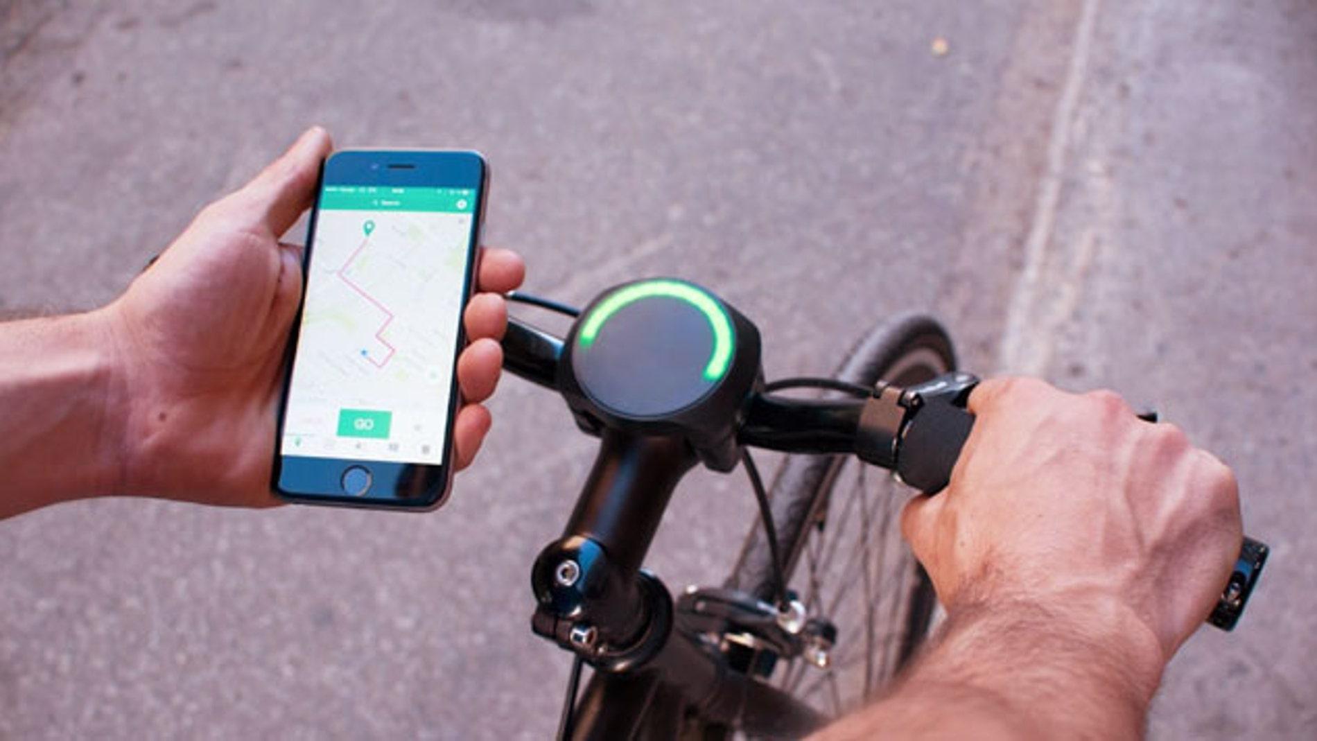Minicerebro para bicicletas inteligentes