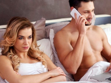 El móvil perjudica a tu relación de pareja
