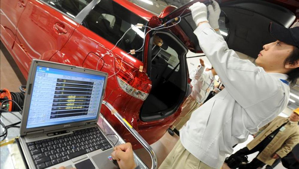 Control de calidad de Toyota en Japón