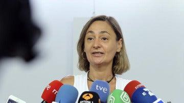 Luz Rodríguez, secretaria de empleo PSOE