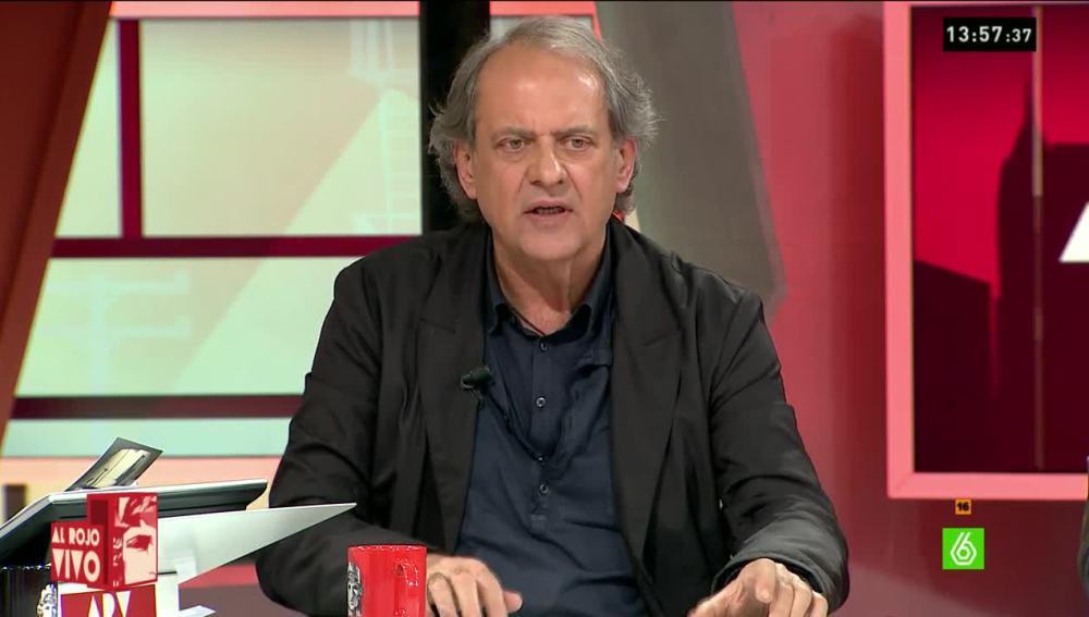 Javier Aroca en arv