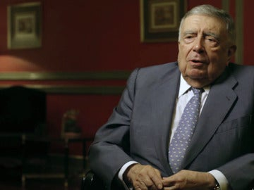 Luis María Ansón, en Salvados