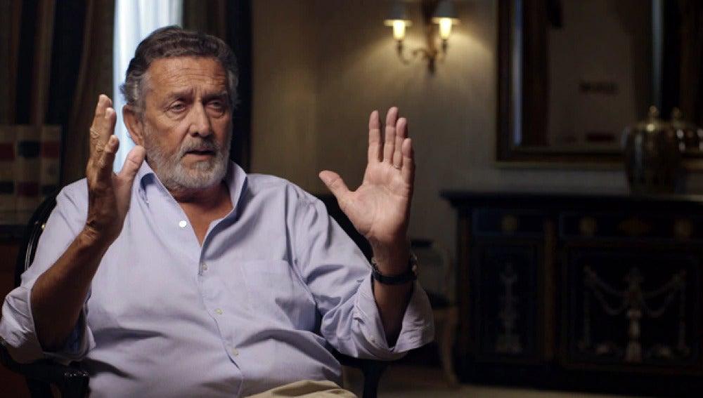 Fernando Schwartz, en Salvados