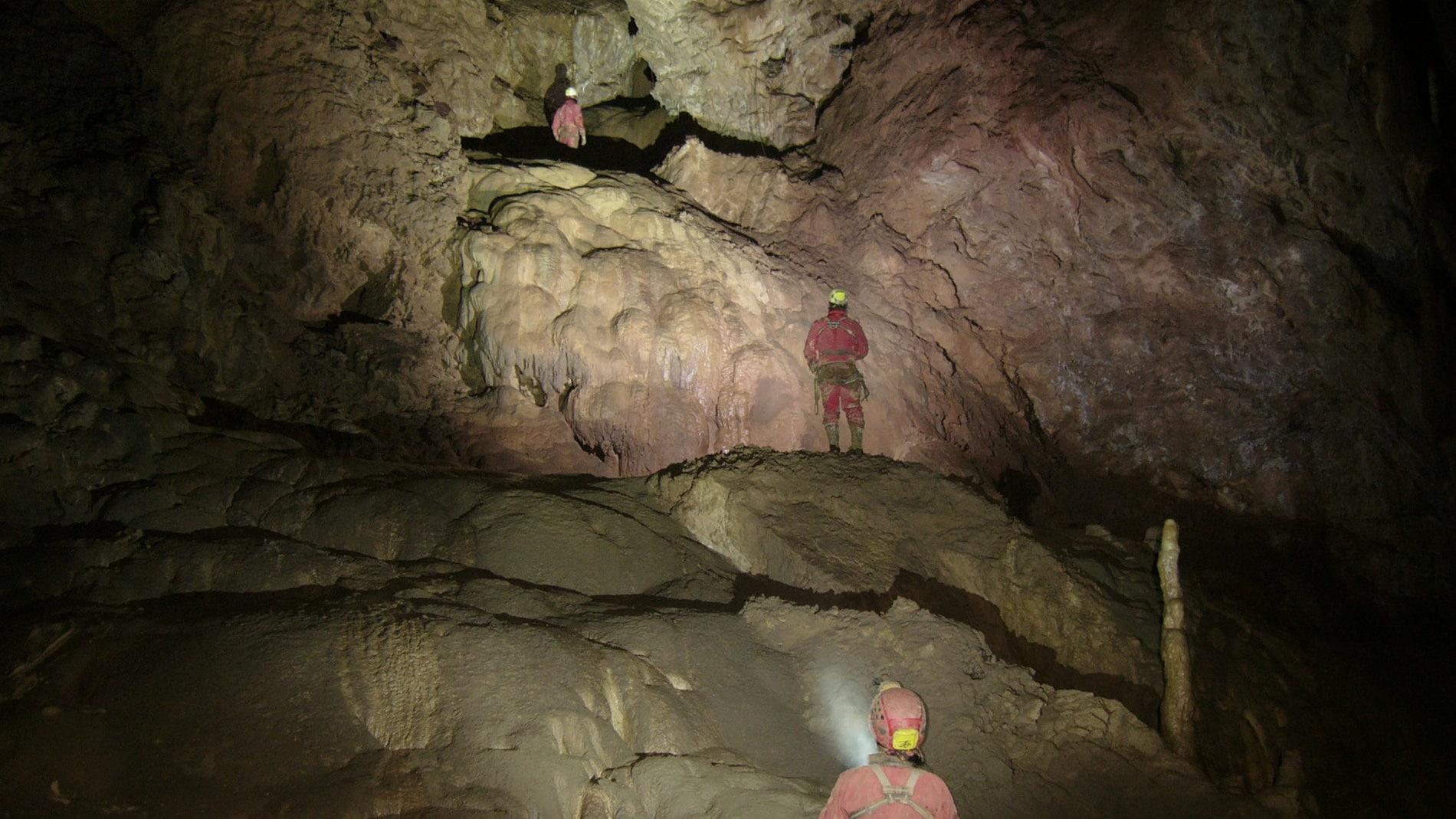 Cueva de Torca La Texa.