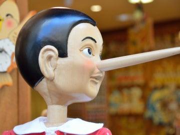 Sería más sencillo si a todos nos creciese la nariz como a Pinocho