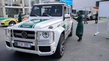 Coche de Policía de Dubai