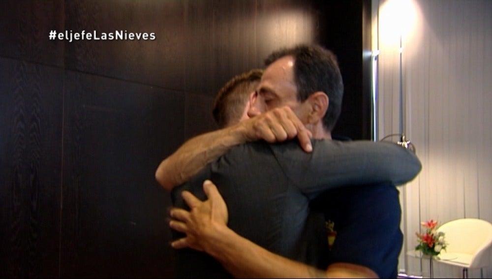 """Alejandro González elogia a Manuel: """"Eres de los mejores trabajadores que tiene la empresa"""""""