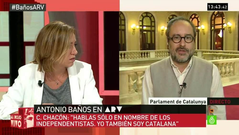 Antonio Baños y Chacón en arv