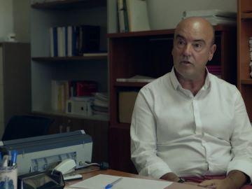 El profesor de Historia Económica en la Universidad de Granada Jósean Garrués