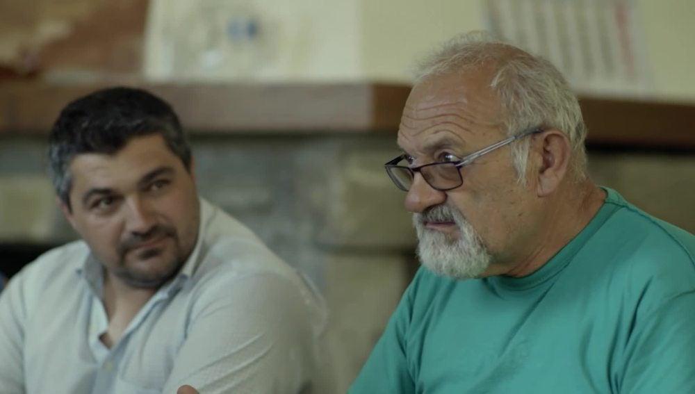Jesús Garcés, vecino de Jánovas