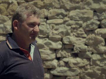 Toni Garcés, vecino de Jánovas
