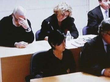 Basterra y Porto escuchan el veredicto del jurado