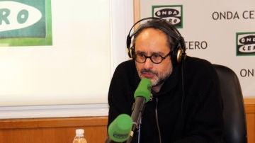 Antonio Baños en Mas de Uno