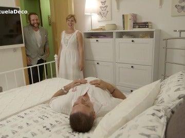 Margarita y Jaime podrán convivir con el nuevo dormitorio