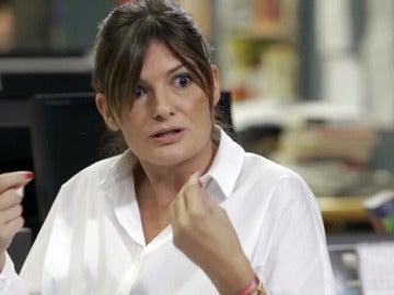 Pilar Gómez, subdirectora de La Razón, en Salvados