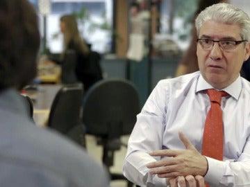 Casimiro García-Abadillo, exdirector de El Mundo, en Salvados