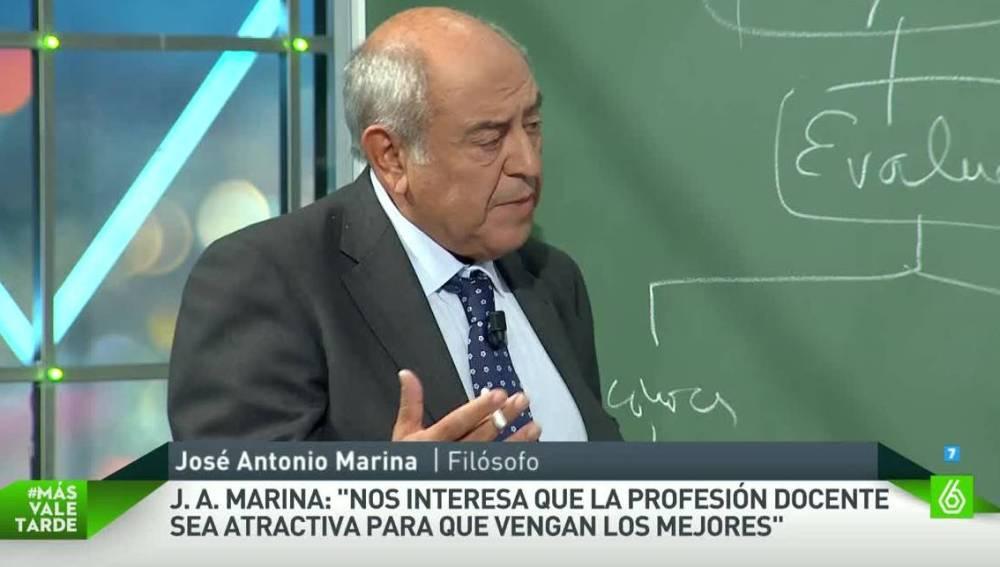 José Antonio Marina, filósofo