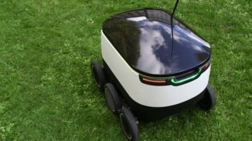 Robot para hacer la compra