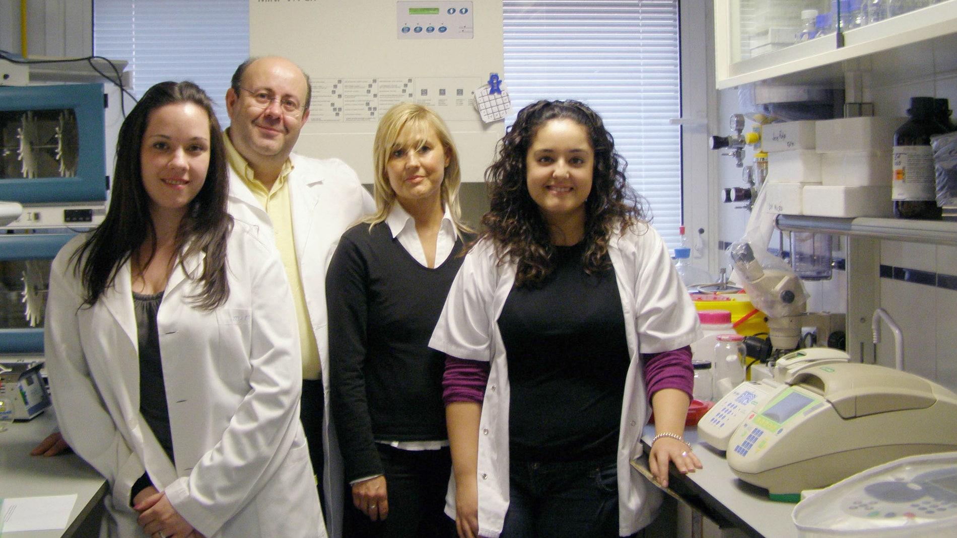 Investigadores de la Universidad de Jaén
