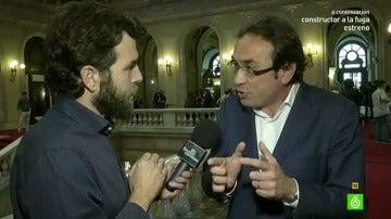 Gonzo entrevista a Josep Rull
