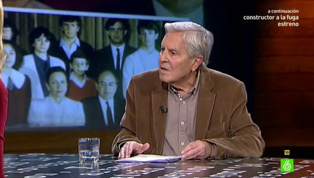 El exfiscal Anticorrupción Carlos Jiménez Villarejo