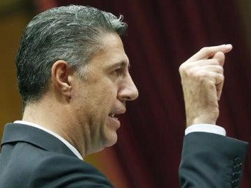 García Albiol en el Parlament