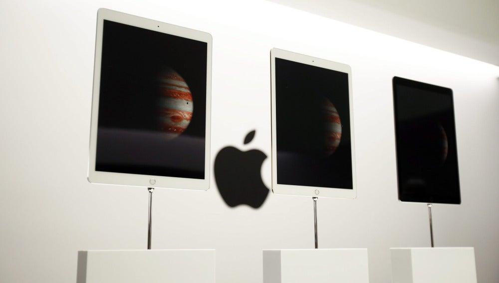 Apple pone a la venta en España el iPad Pro, su tableta grande