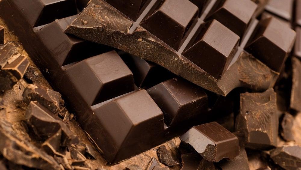 El chocolate proporciona placer al cerebro