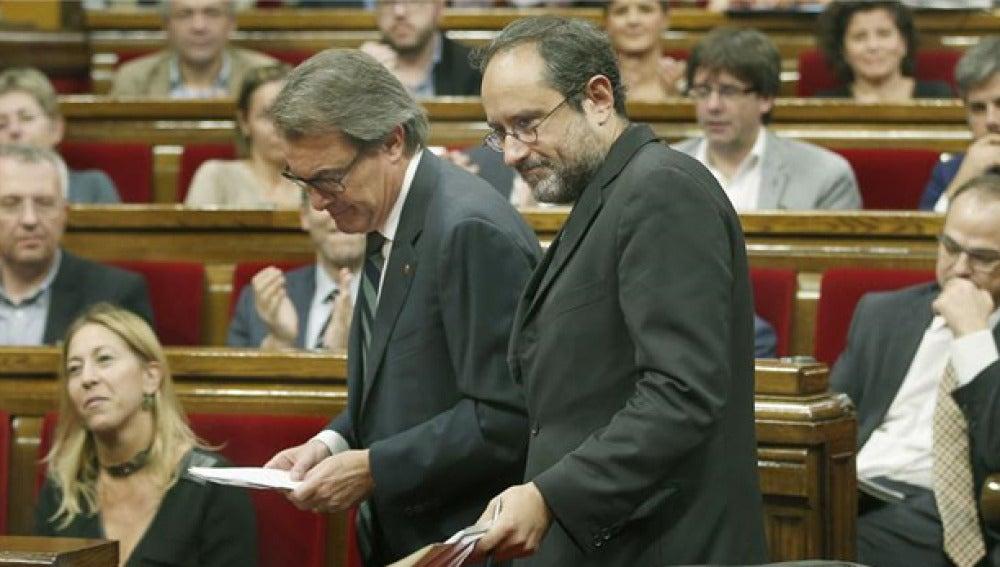 Artur Mas y Baños