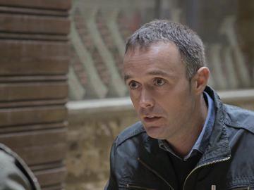 El periodista Mikel Ayestaran, en Salvados
