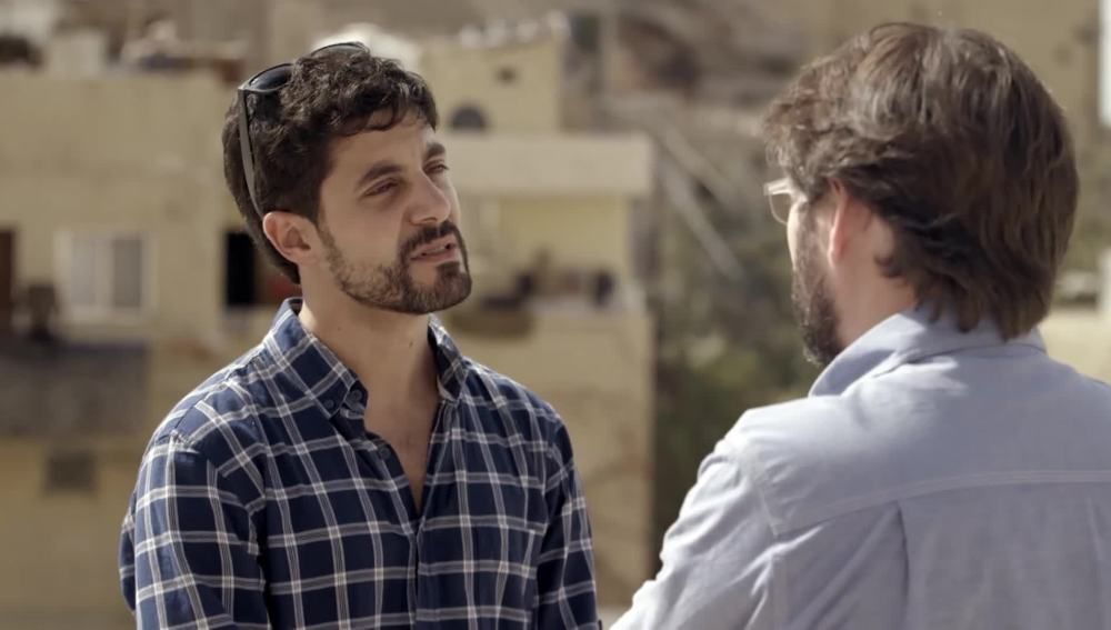 Jordi Évole entrevista a Ali Ahmed Cornejo