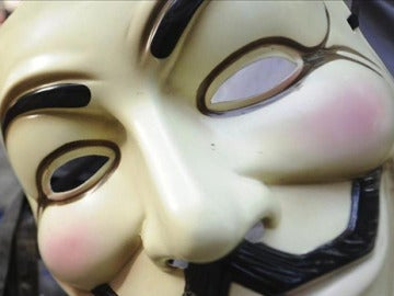 Careta de Anonymous