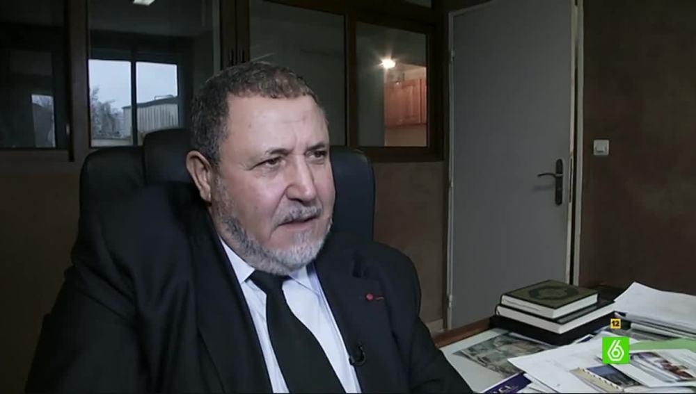 El rector de la mezquita Evry-Courcournnes responde a Gonzo sobre los atentados