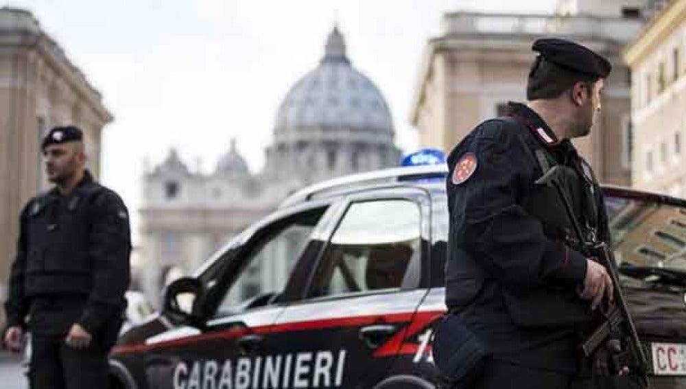 Orgia policía