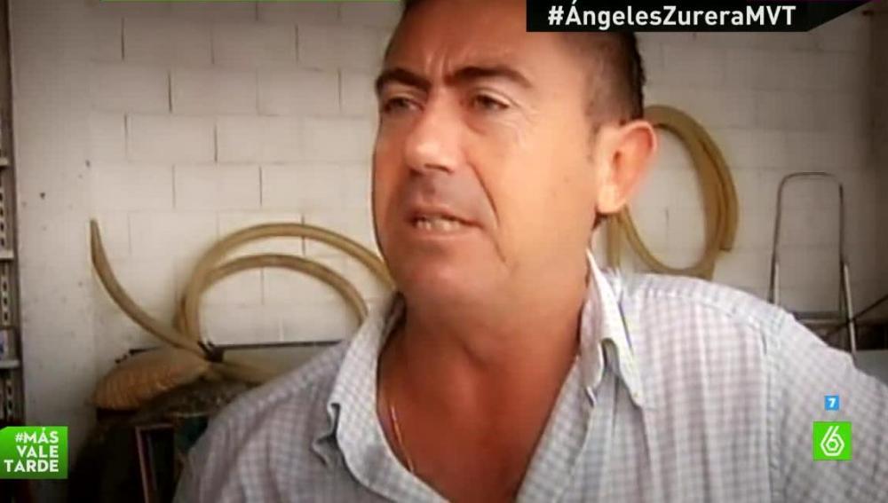Manuel Reina, sospechoso de la desaparición de Ángeles