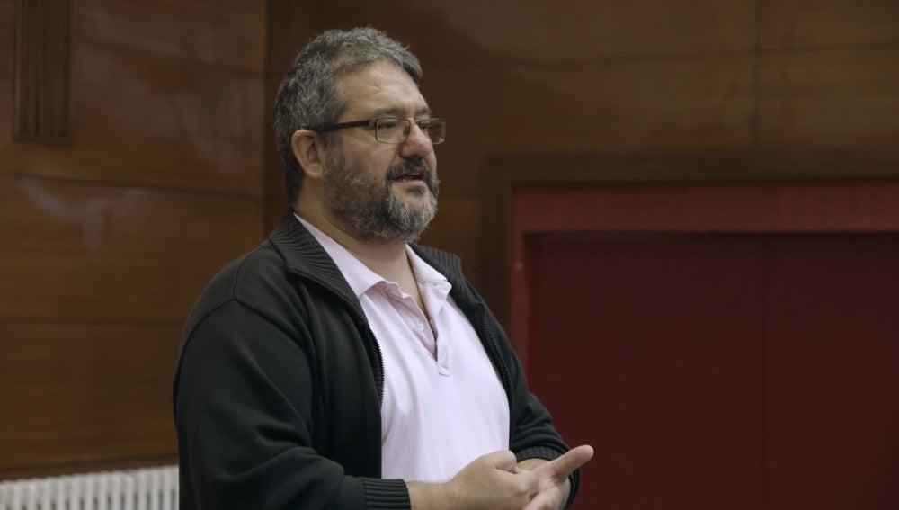Carlos Peláez Paz, profesor de la UCM