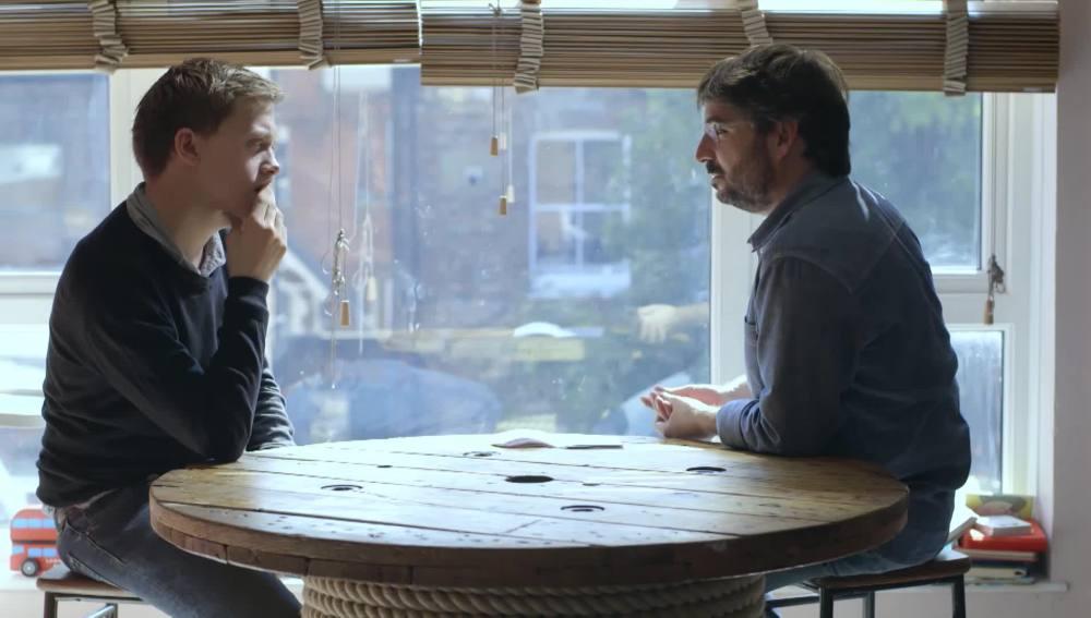 Jordi Évole entrevista al escritor británico Owen Jones
