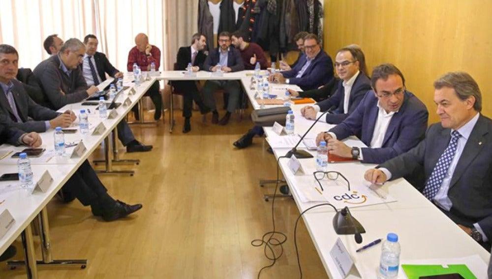 Comité ejecutivo de CDC