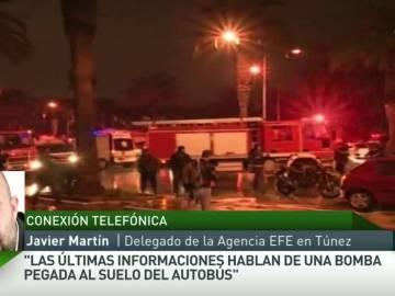 Javier Martín, sobre el atentado en Túnez