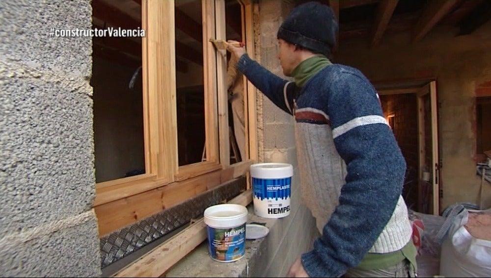 Las obras comienzan en la casa de Marta y Julián
