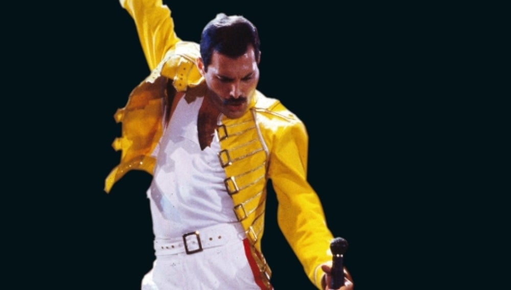Líder de la banda Queen, Freddie Mercury