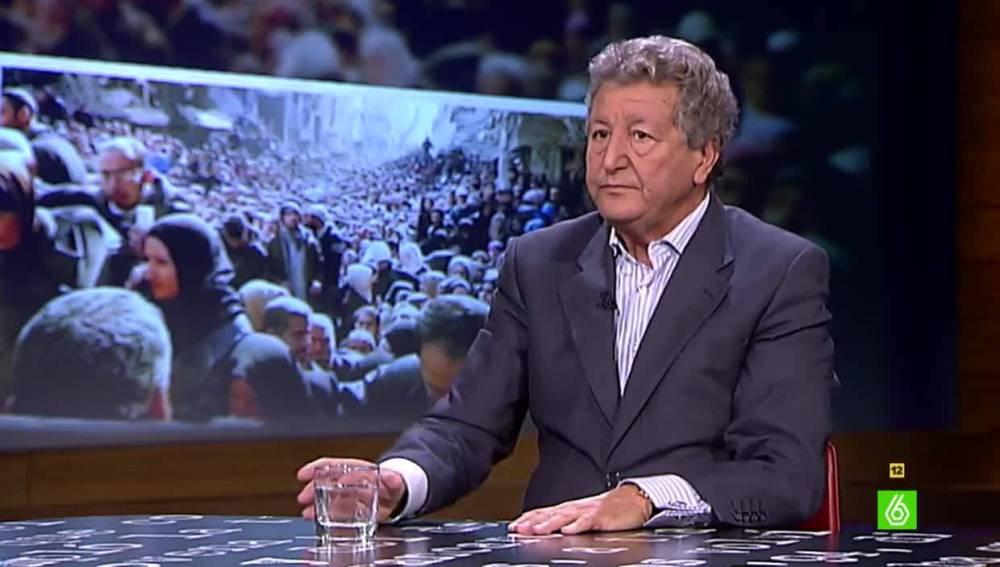 Sami Naïr, politólogo