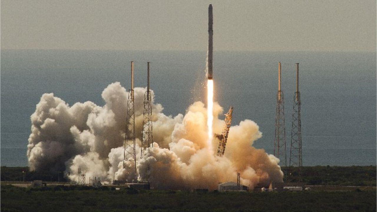 Cohete de la NASA