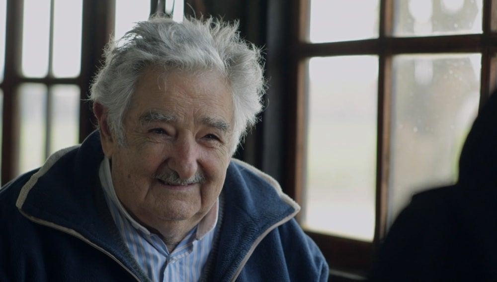 José Mujica vuelve a Salvados