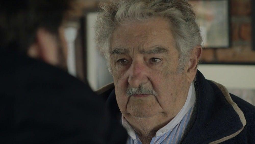 José Mujica en Salvados