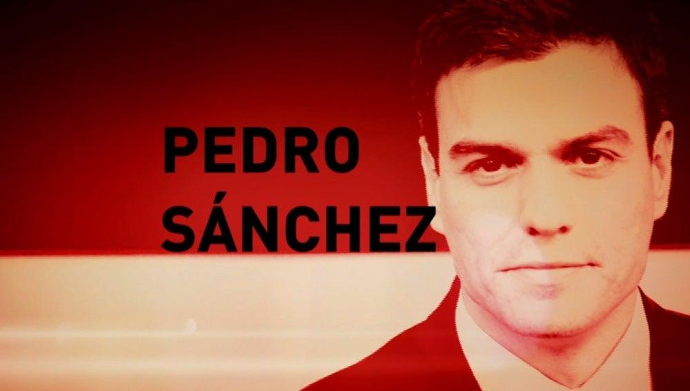 Perfil Pedro Sánchez